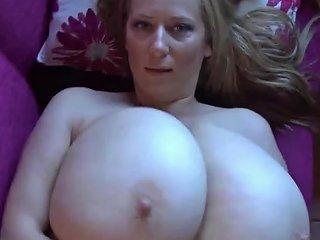 Massive Boobs On Blonde Hottie Txxx Com